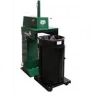 Mini Compactador de Residuos PEL BC240L Orgánico - Turnover Recycling Systems