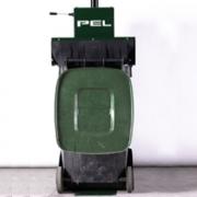 Mini Compactador de Residuos PEL BC240L - Turnover Recycling Systems