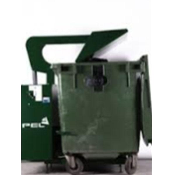 Mini Compactador de Residuos PEL BC660L - Turnover Recycling Systems
