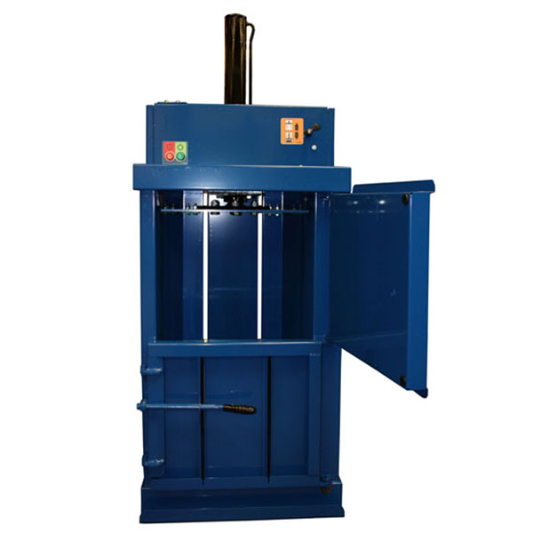Prensa vertical MacFab 40 - Turnover Recycling Systems
