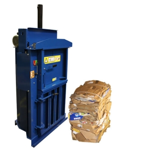 Prensa vertical MacFab 60 Turnover Recycling-Systems