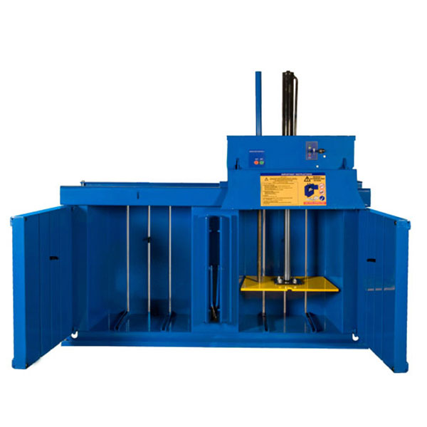 Prensa vertical MacFab 75 Múltiple - Turnover Recycling Systems